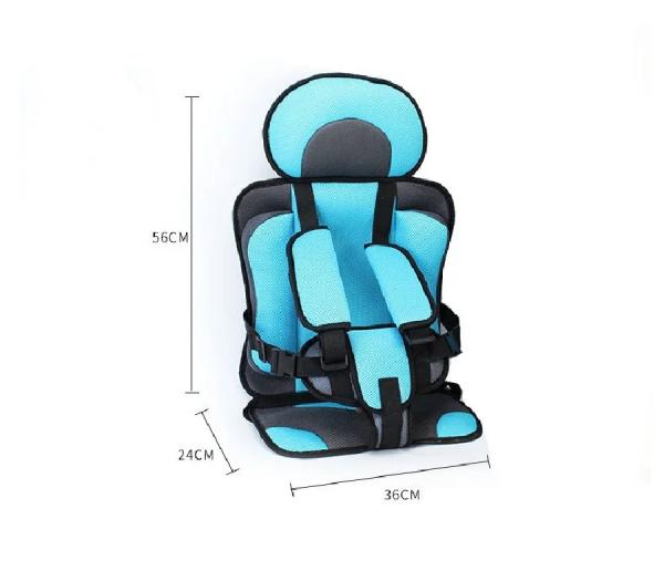 Детское авто-кресло бескаркасное от 3-х до 12 лет
