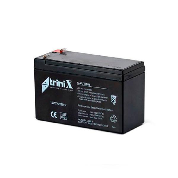 Аккумулятор Trinix 12B/7Aч