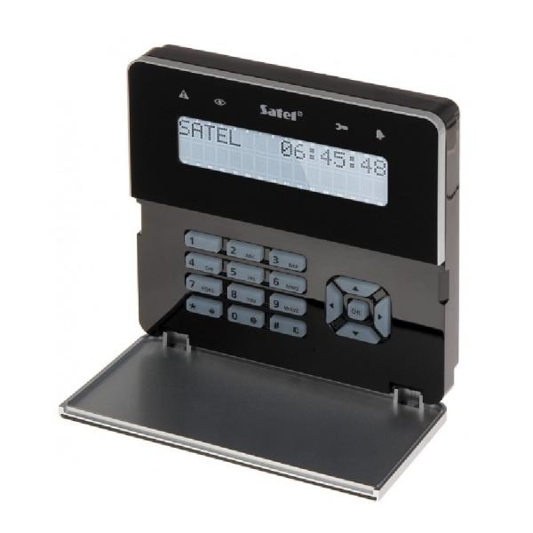 Беспроводная ЖКИ-клавиатура Satel INT-KWRL-BSB