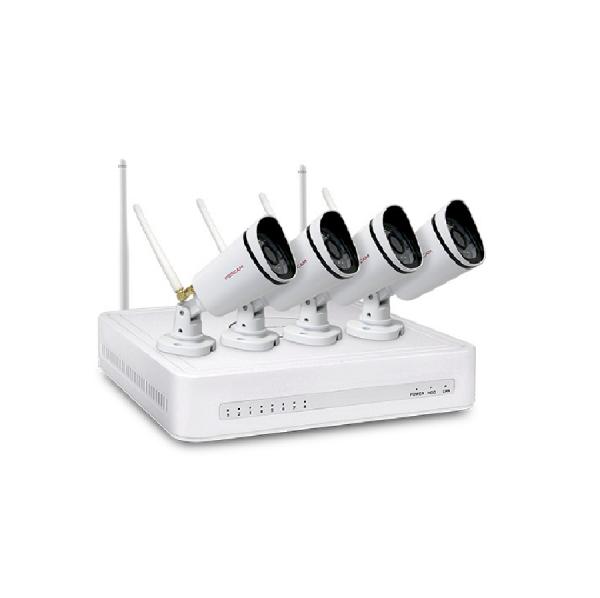 Комплект видеонаблюдения Foscam FN3104W-B4