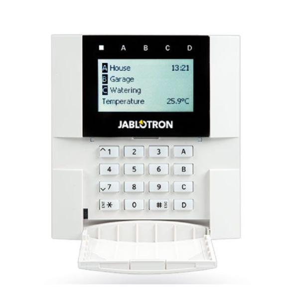 Клавиатура с RFID считывателем Jablotron JA-15E