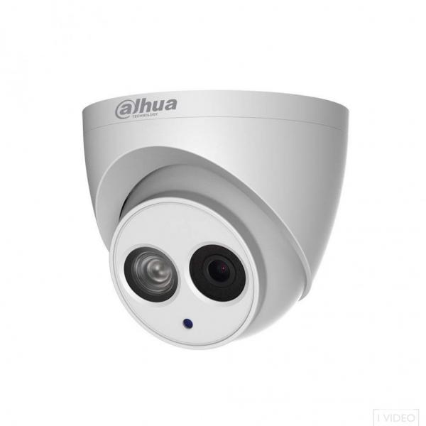 Видеокамера DH-HAC-HDW1200EMP-A-S3 (3.6 мм) 2 МП