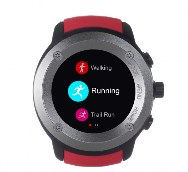 Фитнес-браслет Ergo Sport GPS HR Watch S010
