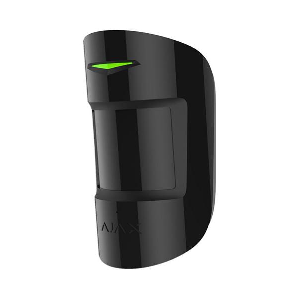 Беспроводной датчик  движения и разбития Ajax Combi Protect Black