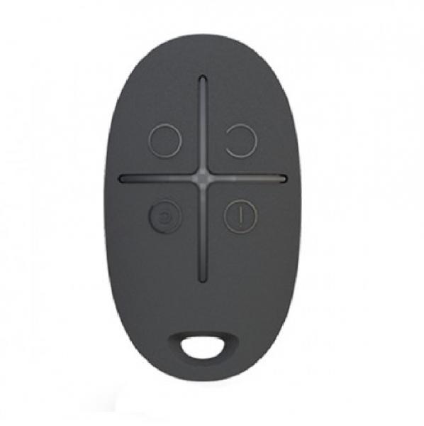 Брелок для управления охранной системой Ajax Space Control Black