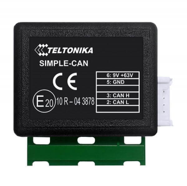 CAN считыватель Teltonika SIMPLE-CAN