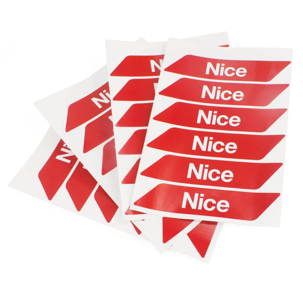 Светоотражающие наклейки на стрелу NICE WA10 (комплект)