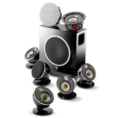 Новые акустические комплекты SKY SOUND