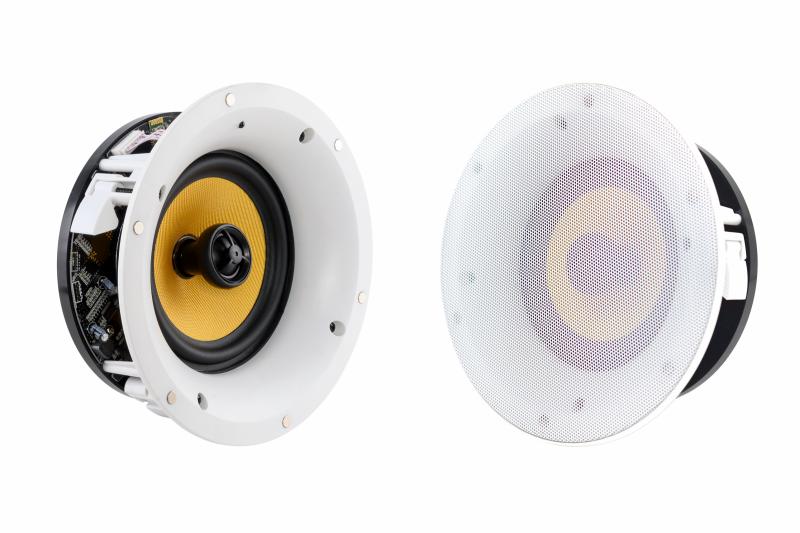 Фото Комплект потолочных динамиков SKY SOUND FLC-6 ACTIVE+BT+WI-FI L