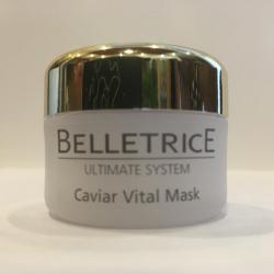 Маска-крем с экстрактом икры/Caviar Vital Mask